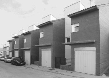 Viviendas adosadas en Traspinedo. Valladolid