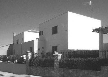 Viviendas adosadas en Valoria la Buena. Valladolid