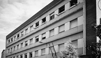"""Rehabilitación y ampliación de Residencia Juvenil """"Rio Esgueva"""". Valladolid"""