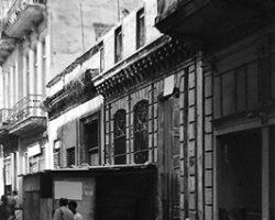 Consultorio Médico. La Habana. Cuba