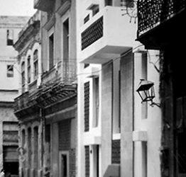 Consultorio Médico en la Habana. Cuba