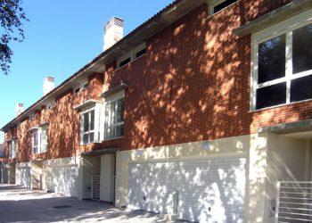 Viviendas adosadas en Mojados. Valladolid